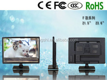 21.5 inch resistive wide screen TV ,top-quality professional TFT panel desktop LED TV