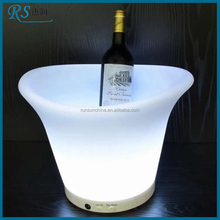 Bar club popular product colorful light IB502 LED ice bucket