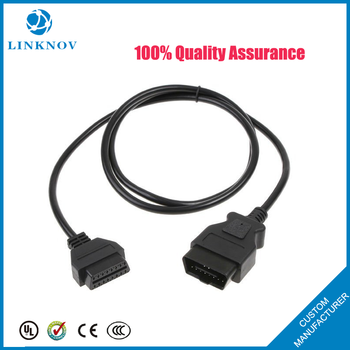 Obd 2 auto scaner asian cables