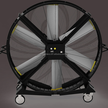 2017 Floor Installation Air Cooling Fan Type heavy duty industrial stand fan