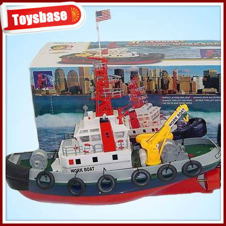 Rc model tug boats,RC ship with CE
