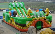Astro Boy new design gaint inflatable slide