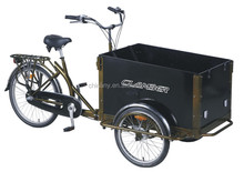 Holland style Three wheels nexus 3 speeds cargo tricycle/trike/family tricycle/ice cream tricycle