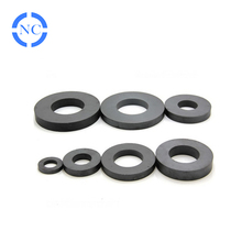 good quality coil shape custom ferrite magnets for speaker