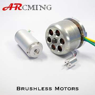 Brushless Direct Current Motor With Brushless Intelligent