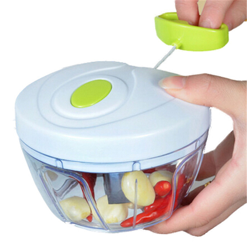 Creative household manual veggichop kitchen hand held food chopper