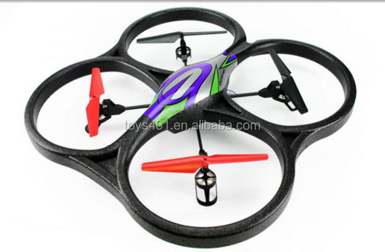 Well-known brands wltoys v262 2.4G 4CH big rc ufo 6 Axis RC quadcopter with Gyro and Light