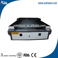 AOL-1325 laser cutting machine metal CE FDA approved