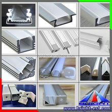 OEM/ODM Wide LED Aluminum Profile,LED Aluminum Extrusion Profile For Frost cover Led Strip Light