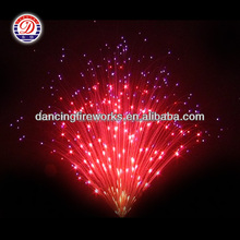 Dansing fireworks pressform mould cake fireworks with CE cetificate