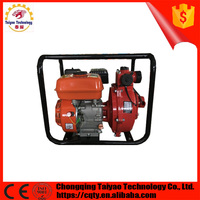agricultural irrigation gasoline water pump 2 inch high pressure pumps price