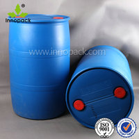 200 litre blue virgin HDPE empty plastic drum