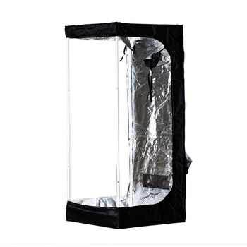 40x40x140cm Grow Tent Indoor Mylar Hydroponic Plant Growing Room
