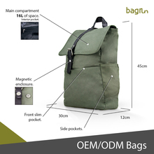 2017 Outdoor Fabric Business Backpack Computer Bag Laptop Backpack