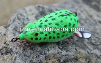 2014 New Fishing Lure Soft Frog Lure