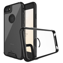pc tpu anti-scratch hybrid hard cover back phone case cover for iPhone 6 6S 7 8 Plus shockproof protective case for iphone X 7 6