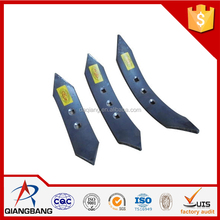 Cultivator parts double plow tip