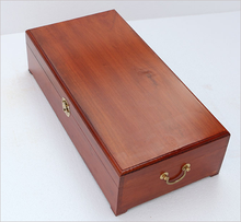 Camphorwood box Wooden handicrafts Christmas gift