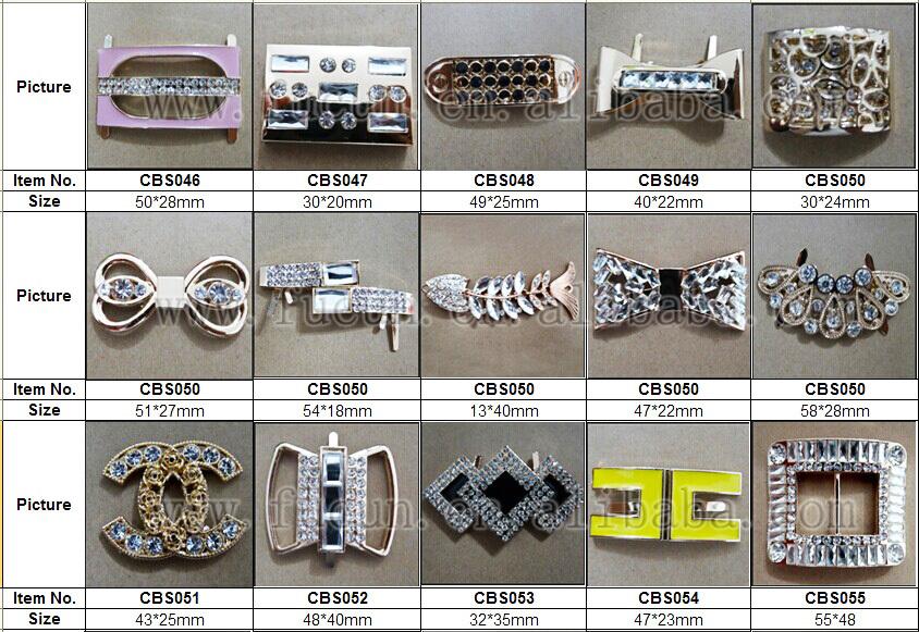rhinestone metal shoe accessories C4.jpg