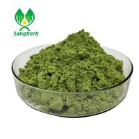 Wholesale High Quality & nautral Moringa oleifera L Moringa Leaf extract for resisting arrhythmia, lowering pressure, falling bl