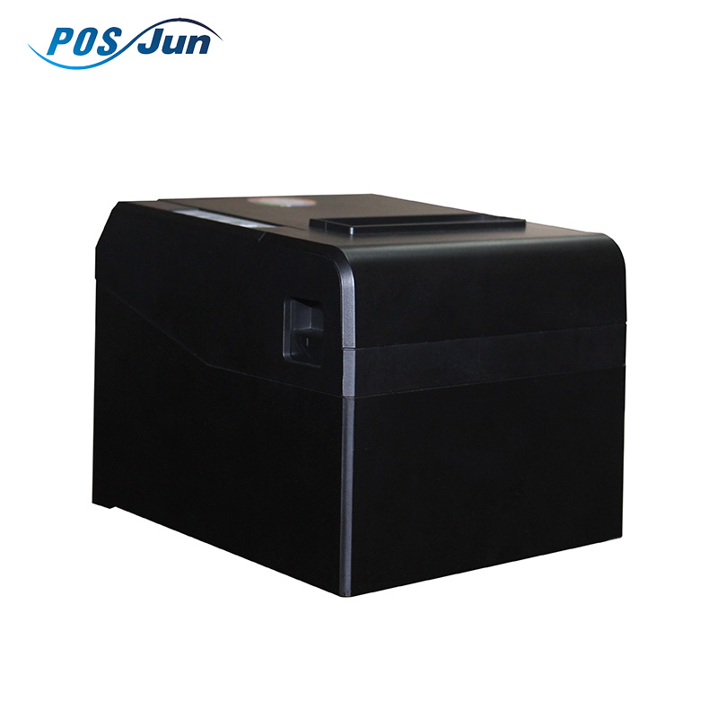 2018 Junrong 80MM USB+SERIAL+LAN port POS Thermal Receipt Printer