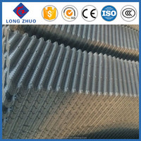 Counter-flow cooling tower fill types, cooling tower fill media,pvc sheet plastic