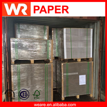 Grey Chip Board Paper Raw Material for Printing Industry