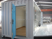 Modern design modified convenient loading shipping container house