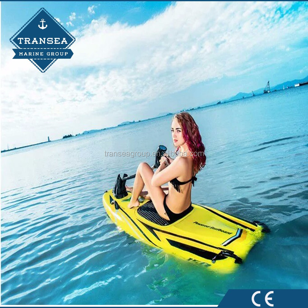 CE certificate 150cc electric jet surf board for sale