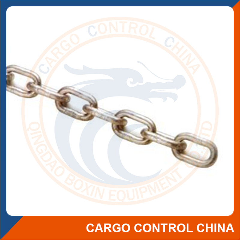 7045 Germany standard galvanized steel small link chain