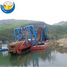 HENGCHUAN Best Factory Price 2018 Gold Dredging Boat for sale