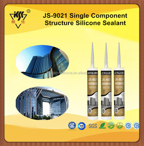 Framless Structural Exterior Building Glass Curtain Wall Silicone Sealant