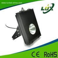 solar power led flood light 40-70W LED Outdoor Floodlight spot lighting