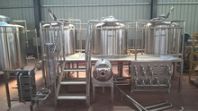 SUS304, SUS316 beer brewing equipment, turnkey brewery project