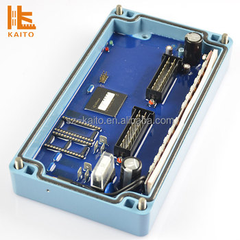 Asphalt Paver Electrical Parts IO Card P/N K80101390 for ABG Titan325