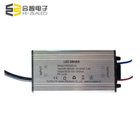 waterproof IP67 60w 35v factory street light driver 700ma 1A 1.5A constant current led power supply