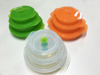 Silicone Collapsible Bowls with Lids silicon premiums Manufacturer