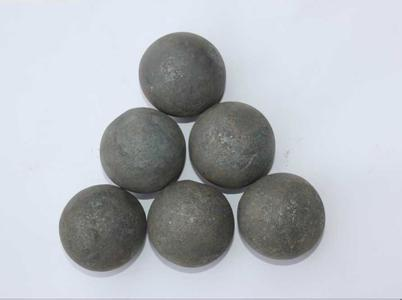 Cast and forged steel grinding balls