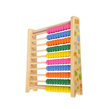 Multifunction Wooden Early Educational Toy Abacus