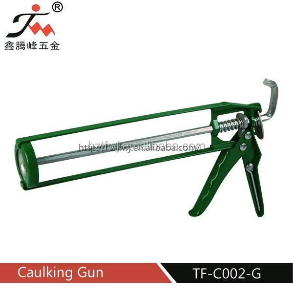 TF-C002-G skeleton epoxy silicone caulking gun/open ratchet tool