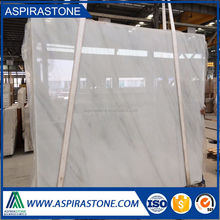 Chinese White Grey vein Marble China Carrara white marble price