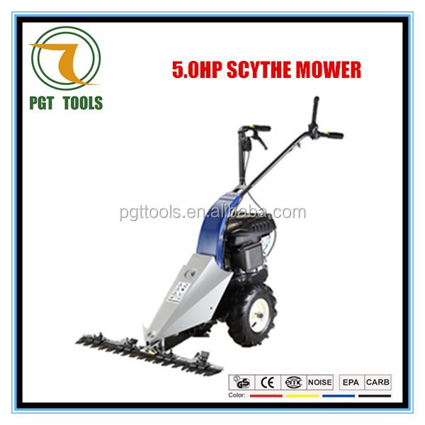 2015 hot sale 5HP Gasoline grass cutter machine price