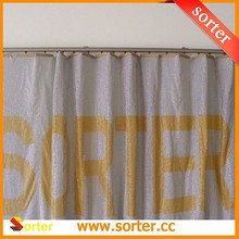 Decorative Hanging Wall Metal Mesh Sequin Cloth Window Curtains Panels