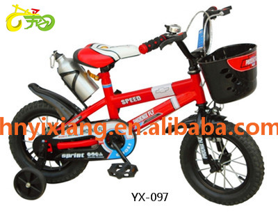 New Model Children Bicycle with Competitive Price / 12 Inch Baby Cycle/ Wholesale Kids Bike with wheel cover for Boys