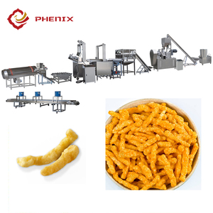 Hot sell Cheese curls cheetos extruder machine