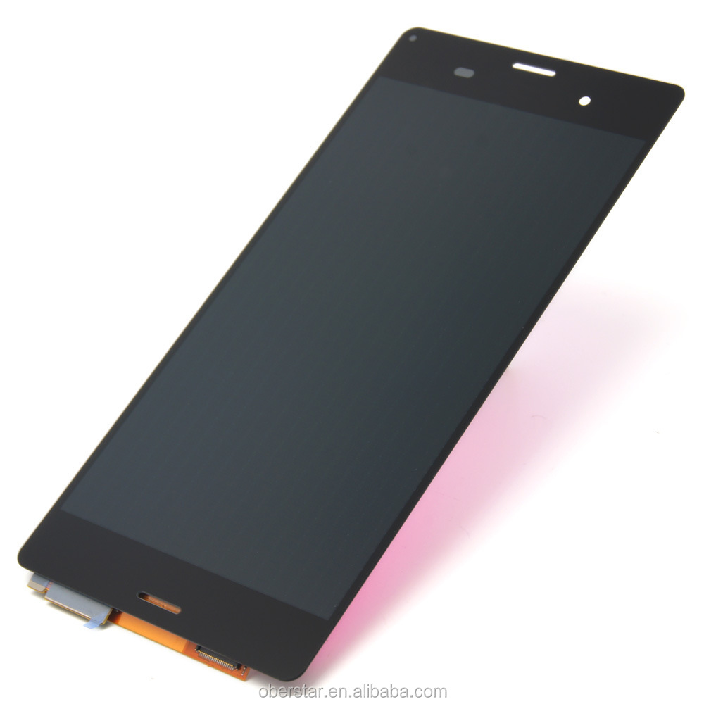 Large Wholesale LCD For Sony Xperia Z2 Touch Digitizer Replacement Mobile Phone LCD Screen