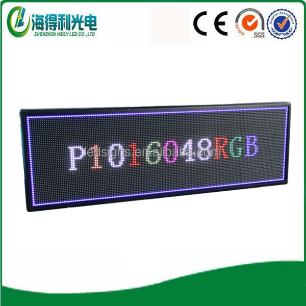 Hidly HOT products P10 Images led display screen