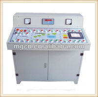 dry mortar production plant control cabinet