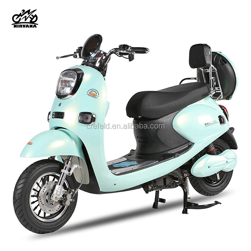 Hot Newest racing T5 electric scooter 1000w bicycle for lady electric motorbike