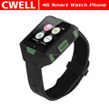 1.54 inch IPS 4G Smart Watch Mobile Phone Predometer, Sphygmometer, Heart Rate Android Watch Phone